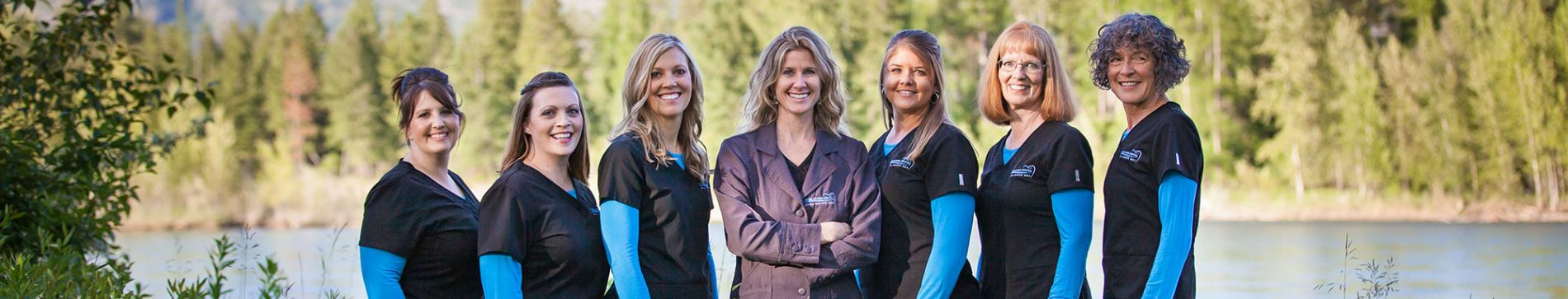 Three Rivers Dental Team in Columbia Falls, MT
